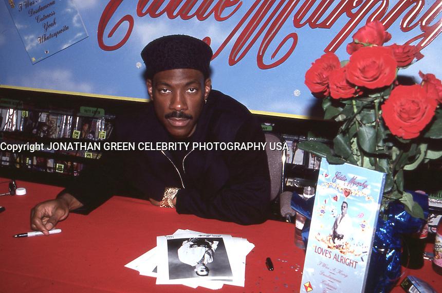 Eddie Murphy 1993 by Jonathan Green