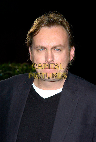 "PHILLIP GLENISTER.""Another Audience with Al Murray"" TV recording, London TV Centre, South Bank, London, England..October 21st, 2007.headshot portrait .CAP/CAN.©Can Nguyen/Capital Pictures"