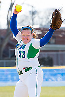 Softball vs UMass Boston_4-3-17