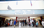 Greek referendum on the proposed resolution of the creditors. July 5, 2015. (ALTERPHOTOS/Pablo Garcia)