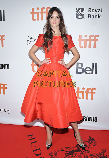 11 September 2016 - Toronto, Ontario Canada - Charlotte Le Bon. &quot;The Promise&quot; Premiere - 2016 Toronto International Film Festival held at Roy Thomson Hall. <br /> CAP/ADM/BPC<br /> &copy;BPC/ADM/Capital Pictures
