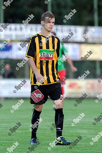 2012-09-15 / Voetbal / seizoen 2012-2013 / Zwarte Leeuw / Dimitri Hairemans..Foto: Mpics.be