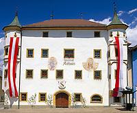 AUT, Oesterreich, Salzburger Land, Lungau, Tamsweg: Rathaus | AUT, Austria, Salzburger Land, Lungau, Tamsweg: town hall