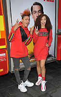 "LONDON, ENGLAND - DECEMBER 01: Jaadin Daho and Arabella Daho at the ""Playing With Fire"" celebrity screening, Cineworld Leicester Square, Leicester Square on Sunday 01 December 2019 in London, England, UK. <br /> CAP/CAN<br /> ©CAN/Capital Pictures"