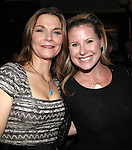 Kathryn Erbe & Michelle Kittrell attending the Opening Celebration for 'Checkers' at the Vineyard Theatre in New York City on 11/11/2012