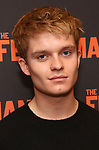 """Tom Glynn-Carney attends the Meet the Broadway cast of """"The Ferryman"""" during the press photo call on October 4, 2018 at Sardi's in New York City."""