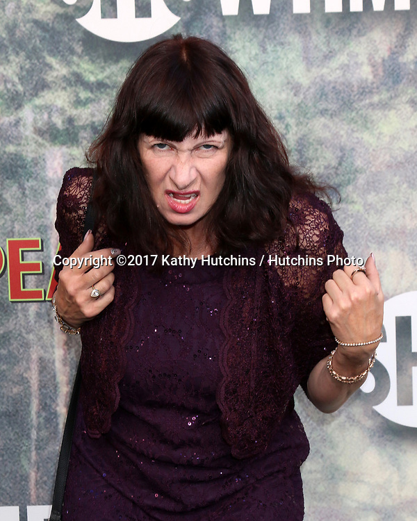 """LOS ANGELES - MAY 19:  Kathleen Deming at the """"Twin Peaks"""" Premiere Screening at The Theater at Ace Hotel on May 19, 2017 in Los Angeles, CA"""