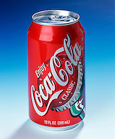 METRIC CONVERSION ON COCA COLA CAN<br />