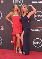 10 July 2019 - Los Angeles, California - Denise Austin, Katie Austin. The 2019 ESPY Awards held at Microsoft Theater. Photo Credit: PMA/AdMedia