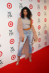 Victoria's Secret Angel Chanel Iman Attends Target and IMG will kick off New York Fashion Week: The Shows at The Park at Moynihan Station