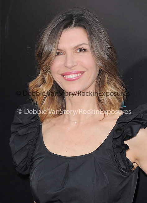 Finola Hughes at Lionsgate L.A. Premiere of  What to Expect When You're Expecting held at The Grauman's Chinese Theatre in Hollywood, California on May 14,2012                                                                               © 2012 Hollywood Press Agency