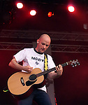 Moby on stage at Slane..Picture:Paul Mohan/Newsfile