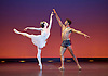 Carlos Acosta<br /> A Classical Selection at the <br /> London Coliseum, London, Great Britain <br /> 8th December 2015 <br /> <br /> Diana &amp; Acteon by Agrippina Vaganova <br /> <br /> Carlos Acosta <br /> Marianela Nunez <br /> <br /> <br /> Photograph by Elliott Franks <br /> Image licensed to Elliott Franks Photography Services