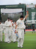 131213 International Test Cricket - NZ Black Caps v West Indies
