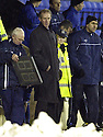 20/12/03          Copyright Pic : James Stewart.File Name : stewart16-stjohn_v_qos.ST JOHNSTONE MANAGER BILLY STARK WATCHES FROM THE DUG OUT.....Payment should be made to :-.James Stewart Photo Agency, 19 Carronlea Drive, Falkirk. FK2 8DN      Vat Reg No. 607 6932 25.Office     : +44 (0)1324 570906     .Mobile  : +44 (0)7721 416997.Fax         :  +44 (0)1324 570906.E-mail  :  jim@jspa.co.uk.If you require further information then contact Jim Stewart on any of the numbers above.........