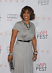 HOLLYWOOD, CA. - November 01: Gayle King arrives at AFI FEST 2009 Screening Of Precious: Based On The Novel 'PUSH' By Sapphire at Grauman's Chinese Theatre on November 1, 2009 in Hollywood, California.