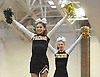 Isabella Fallon and the Ward Melville varsity cheerleaders perform during an invitational competition held at Smithtown High School West on Saturday, Dec. 17, 2016.