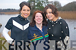 Everyone is asked to support this weekend 'Lapping the lakes' fund-raiser for Kerry Stars Special Olympics club. .L-R Denise Healy, Mags O'Donoghue and Chairperson of Kerry Stars Linda O'Mahony.
