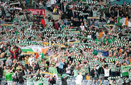 02.07.2011 Pre Season Football from the ANZ Stadium in Sydney. Central Coast Mariners v Glasgow Celtic.