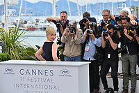 """Emilia Clarke at the photocall for """"Solo: A Star Wars Story"""" at the 71st Festival de Cannes, Cannes, France 15 May 2018<br /> Picture: Paul Smith/Featureflash/SilverHub 0208 004 5359 sales@silverhubmedia.com"""