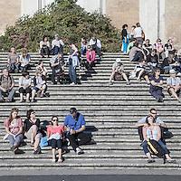 Spanish steps, Rome.