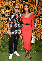 PACIFIC PALISADES, CA - OCTOBER 06: Bee Nguyen (L) and TyLynn Nguyen arrive at the 9th Annual Veuve Clicquot Polo Classic Los Angeles at Will Rogers State Historic Park on October 6, 2018 in Pacific Palisades, California.<br /> CAP/ROT/TM<br /> &copy;TM/ROT/Capital Pictures