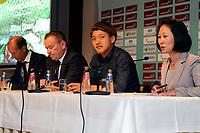 GRONINGEN - Voetbal, Noordlease stadion, presentatie Ristu Doan, 29-06-2017,