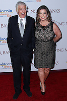 "BURBANK, CA - DECEMBER 09: Dick Van Dyke, Arlene Silver  arriving at the U.S. Premiere Of Disney's ""Saving Mr. Banks"" held at Walt Disney Studios on December 9, 2013 in Burbank, California. (Photo by Xavier Collin/Celebrity Monitor)"