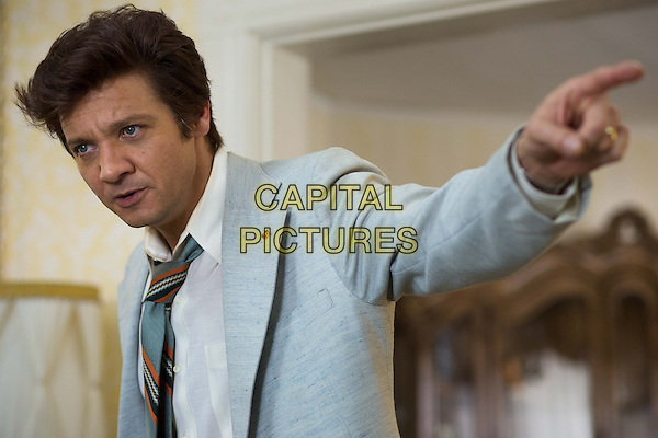 Jeremy Renner<br /> in American Hustle (2013) <br /> *Filmstill - Editorial Use Only*<br /> CAP/NFS<br /> Image supplied by Capital Pictures