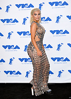 Bebe Rexha in the press room for the 2017 MTV Video Music Awards at The &quot;Fabulous&quot; Forum, Los Angeles, USA 27 Aug. 2017<br /> Picture: Paul Smith/Featureflash/SilverHub 0208 004 5359 sales@silverhubmedia.com