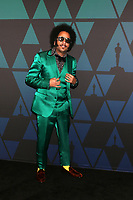 LOS ANGELES - NOV 18:  Boots Riley at the 10th Annual Governors Awards at the Ray Dolby Ballroom on November 18, 2018 in Los Angeles, CA