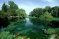 nature reserve, Fibreno Lake, Lazio, Italy