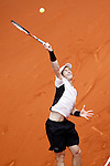 Andy Murray, Great Britain, during Madrid Open Tennis 2016 Semifinal match.May, 7, 2016.(ALTERPHOTOS/Acero)
