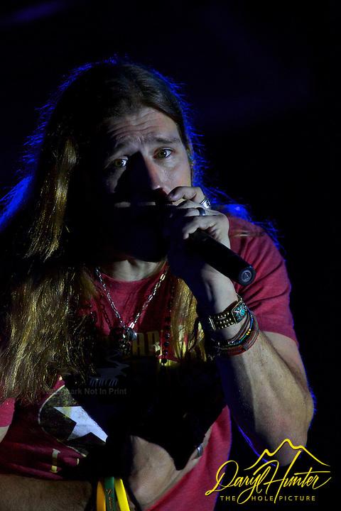 Singer Jason Michael Carroll Concert, Naples, Italy