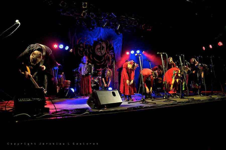 Arka Noego Tour, Krakow Poland 2010/11