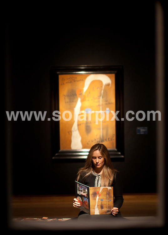 **ALL ROUND PICTURES FROM SOLARPIX.COM**                                             **  UK NEWSPAPER PUBLICATION PERMITTED ONLY AFTER 7 DAYS FROM THIS CAPTION DATE**. ** NO PUBLICATION IN AUSTRALIA, BELGIUM, FRANCE, GERMANY, ITALY, SCANDINAVIA AND USA**                                                                                  Caption: Christie's auctioneers in London unveil their Impressionist and Modern Art and The Art of the Surreal Evening Auctions .Highlights include Robert Delaunay (1185-1941) Tour Eiffel                                                                                         JOB REF:14413       SFE       DATE:  3.02.2012                                                          **MUST CREDIT SOLARPIX.COM OR DOUBLE FEE WILL BE CHARGED**                                                                      **MUST AGREE FEE BEFORE ONLINE USAGE**                               **CALL US ON: +34 952 811 768 or LOW RATE FROM UK 0844 617 7637**