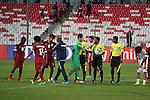 Yemen vs Qatar during the 2016 AFC U-19 Championship Group C match at Bahrain National Stadium on 17 October 2016, in Riffa, Bahrain. Photo by Jaffar Hasan / Lagardere Sports