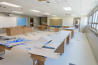 Central High School Bridgeport CT Expansion & Renovate as New. State of CT Project # 015-0174. One of 88 Photographs of Progress Submission 28, 31 May 2017