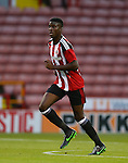 Joseph Cummings of Sheffield Utd during the U23 Professional Development League match at Bramall Lane Stadium, Sheffield. Picture date: September 6th, 2016. Pic Simon Bellis/Sportimage