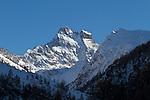 Le mont Viso (en italien monte Viso), culminant à 3 841 mètres, est l'un des plus hauts sommets des Alpes italiennes et le point culminant des Alpes cottiennes. le belvédère du Viso que l'on atteint depuis le village de l'Echalp au bout de la vallée de Ristolas offre la plus belle vue sur cette montagne