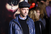 HOLLYWOOD, LOS ANGELES, CA, USA - SEPTEMBER 29: DJ Qualls arrives at the Los Angeles Premiere Of New Line Cinema's 'Annabelle' held at the TCL Chinese Theatre on September 29, 2014 in Hollywood, Los Angeles, California, United States. (Photo by Xavier Collin/Celebrity Monitor)