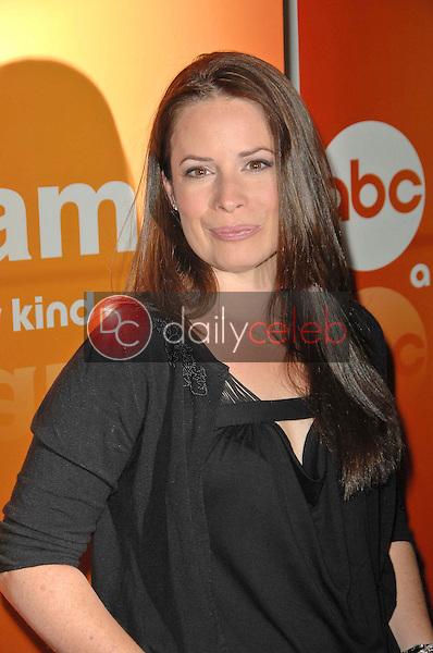 Holly Marie Combs<br /> at the Disney ABC Television Group Summer Press Junket, ABC Studios, Burbank, CA. 05-15-10<br /> David Edwards/Dailyceleb.com 818-249-4998