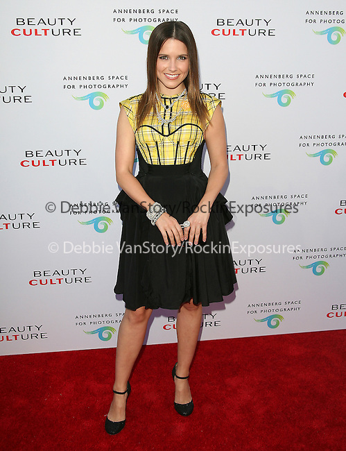 Sophia Bush at The opening of BEAUTY CULTURE, a photographic exploration of how feminine beauty is defined, challenged and revered in modern society held at Annenberg Space for Photography in Century City, California on May 19,2011                                                                               © 2011 Hollywood Press Agency