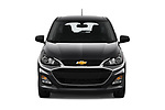 Car photography straight front view of a 2019 Chevrolet Spark LS Select Doors Door Hatchback