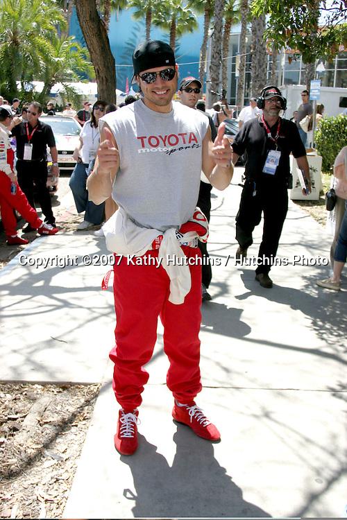 Joshua Morrow.Toyota Pro/Celeb Race 2007.Long Beach Grand Prix Course.Long Beach, CA.April 13  & 14, 2007.©2007 Kathy Hutchins / Hutchins Photo....