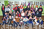 Pupils from Currow NS who got dressed up for Halloween in the school on Friday   Copyright Kerry's Eye 2008