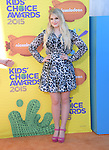 Meghan Trainor<br /> <br />  attends 2015 Nickelodeon Kids' Choice Awards  held at The Forum in Inglewood, California on March 28,2015                                                                               &copy; 2015 Hollywood Press Agency