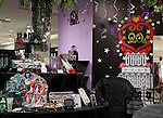 """May 4, 2016, Tokyo, Japan - American fashion designer Anna Sui's special event """"Anna Sui Party"""" started at the Isetan department store in Tokyo on Wednesday, May 4, 2016. Isetan celebrated the 20th anniversary of Anna Sui brand's launching in Japan.  (Photo by Yoshio Tsunoda/AFLO) LWX -ytd-"""