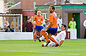 Motherwell v Aalesund 5th August 2010