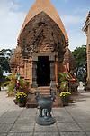 Po Nagar (Cham-Tempel) in Nha Trang, Vietnam